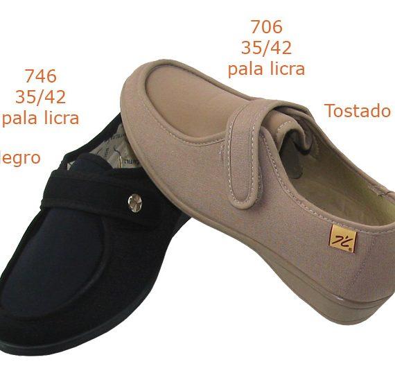 746 35/42 Pala Licra - 706 35/42 Pala Licra