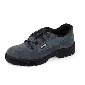 Zapato seguridad puntera y plantilla de acero